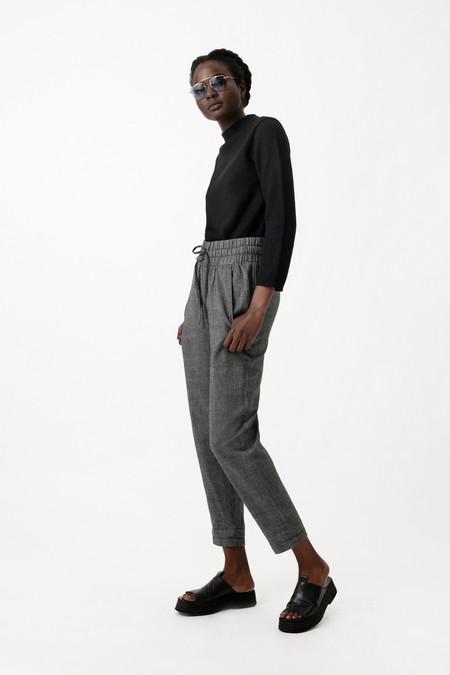 Osei-Duro Kpong Trouser in Pewter
