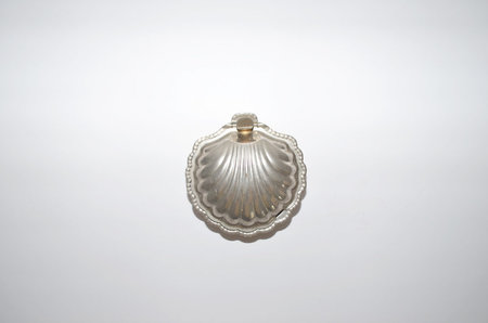 Clan of Cro Vintage | SILVER SHELL CONTAINER