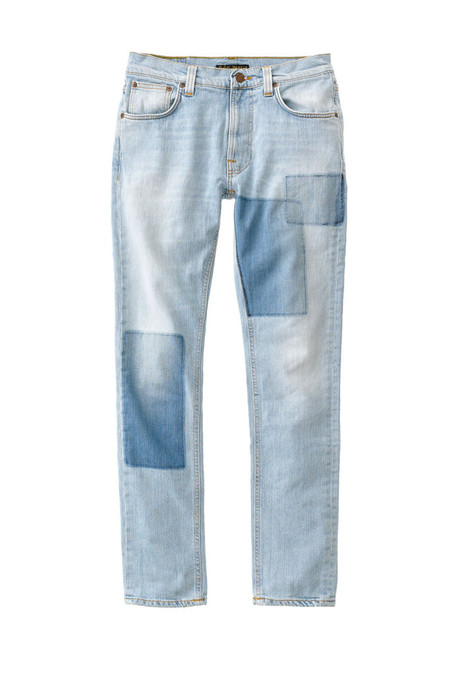 Nudie Jeans Lean Dean | Indigo Strip