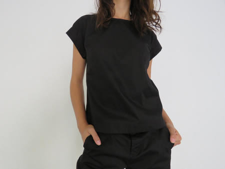 KOWTOW CHAPTER TOP - BLACK