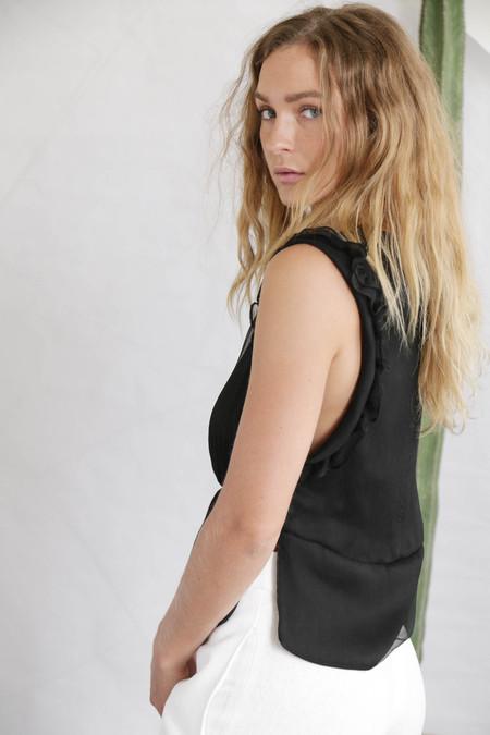 Heidi Merrick BUCKWHEAT - BLACK