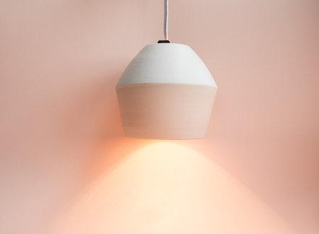 YYY Small Peach Pendant Lamp