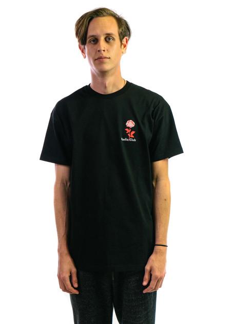 CARHARTT WIP SS Radio Club L.A. T-Shirt - Black