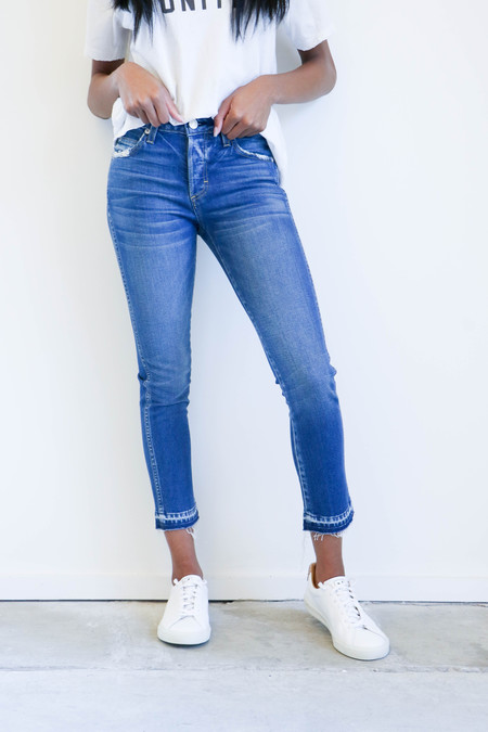 Amo Denim Babe Jeans in Something Blue
