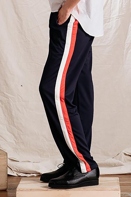 Ganni Naoki Polo Track Pants