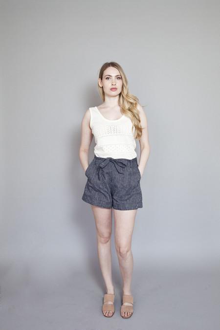 Betina Lou - Louise Top Ivory