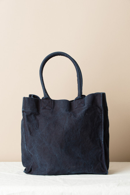 GREI Washed Heavy Canvas Relaxed Tote