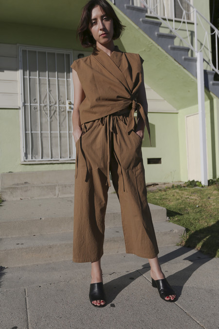 PRIORY Ko Pant in Camel