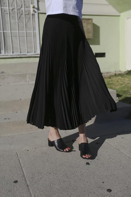 Shaina Mote Sol Skirt in Onyx