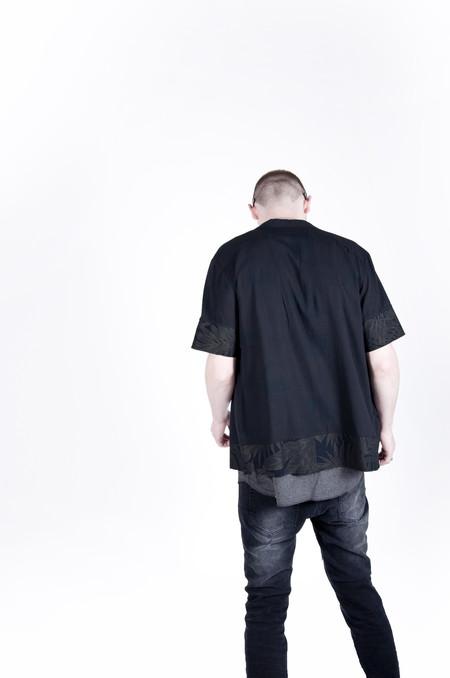 Chapter Abra Short Sleeve Shirt Floral