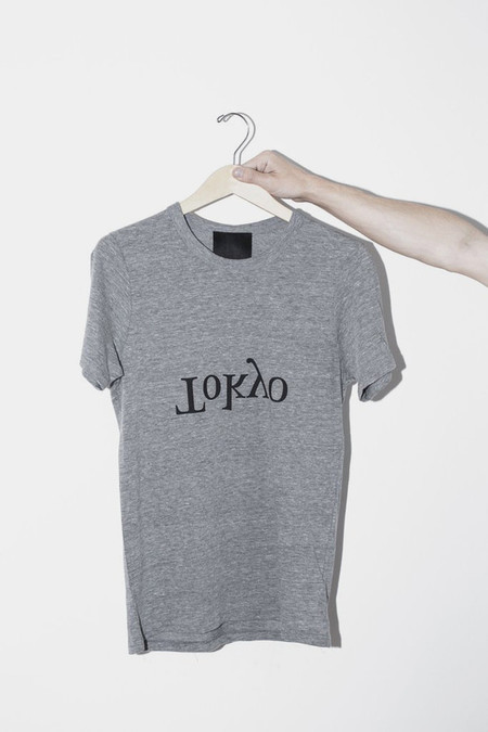 Assembly New York Cotton Tokyo Logo T-Shirt