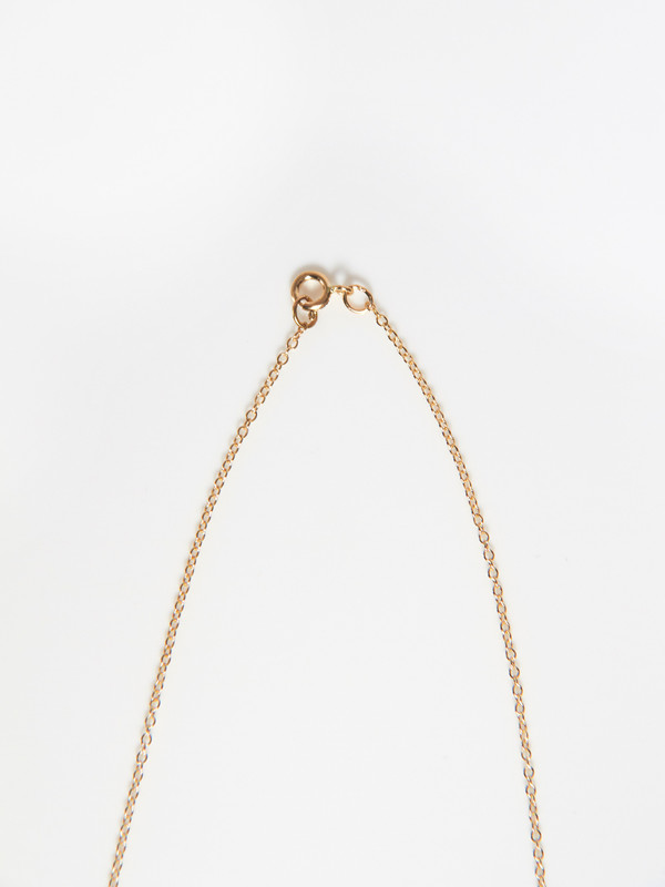 Still House Ossu Necklace Gold