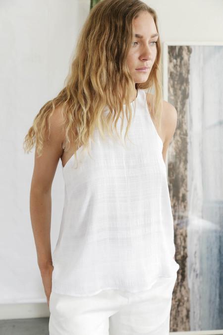Heidi Merrick Rene - White