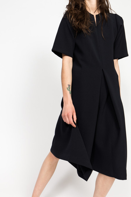 KAAREM Kim Short Sleeve Cropped Onesie
