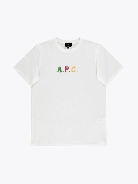 A.P.C. Colors T-shirt