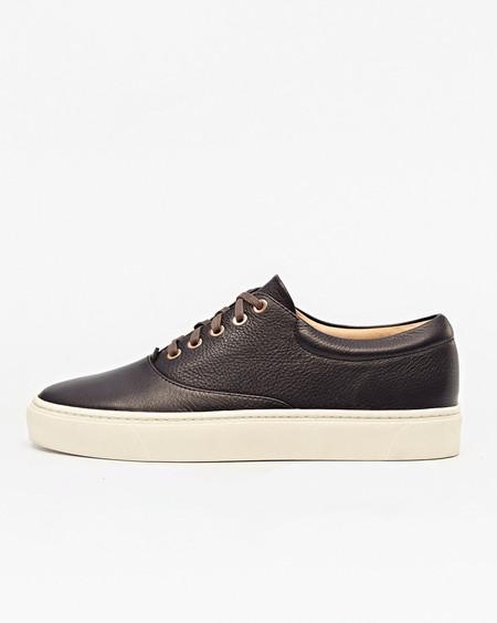 Nisolo Elayna Sneaker Noir 5 for 5