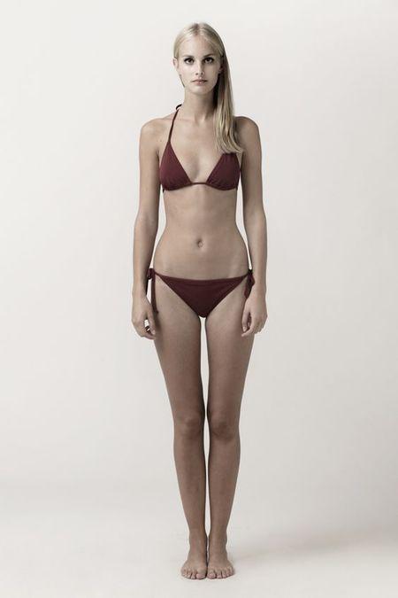 Samuji Bikini Bottom w/Strings