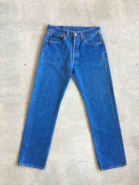Levis Made & Crafted Vintage Medium Vintage Levi's 501