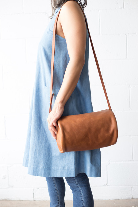 Erin Templeton Squeezebox Bag - Tan