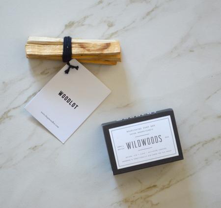 Woodlot Gift Set