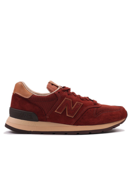 New Balance M995DBG Brown