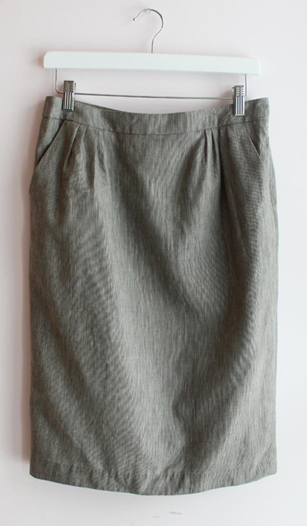 Eryn Brinie Pencil Skirt