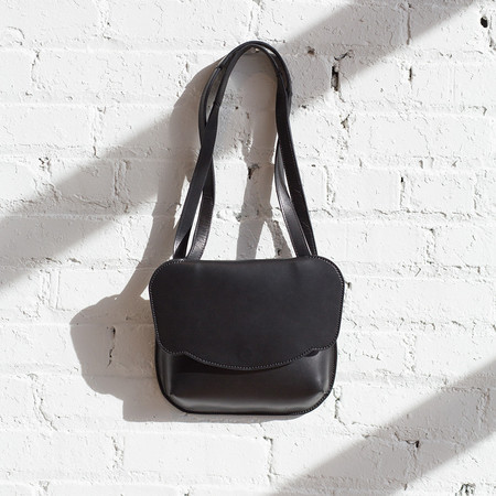 Bartleby Objects Siska Convertible Bag Black