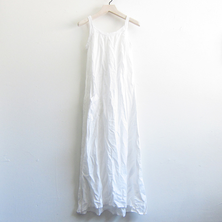 Flax Designs Upward dress - white