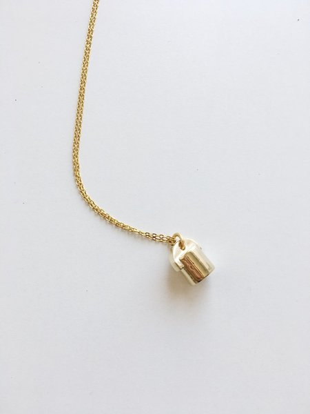 Laura Lombardi Vial Necklace