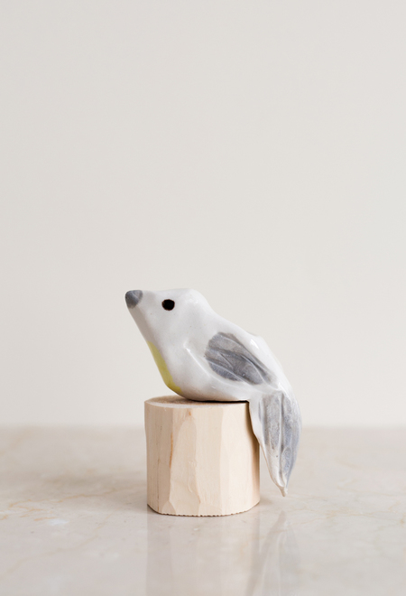 Samuji Small Bird Sculpture
