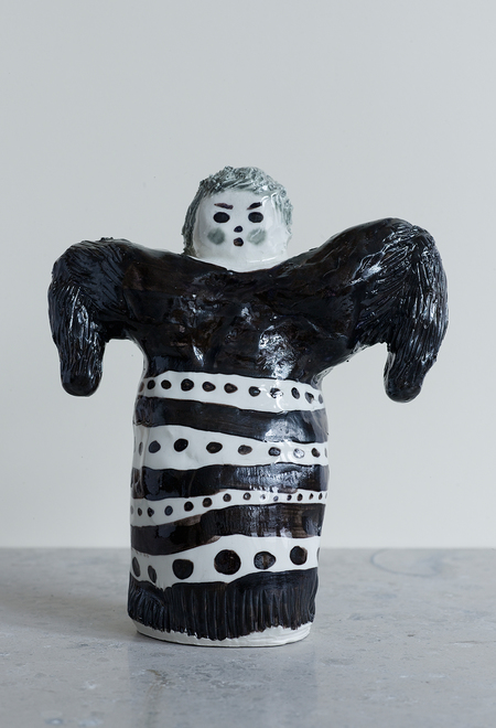 Samuji Ceramic Sculpture - Hulda