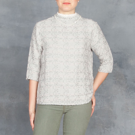 Ace & Jig Sylvia Filigree Turnaround Top