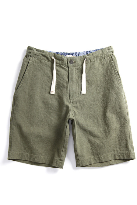 Bridge & Burn Stringer Olive
