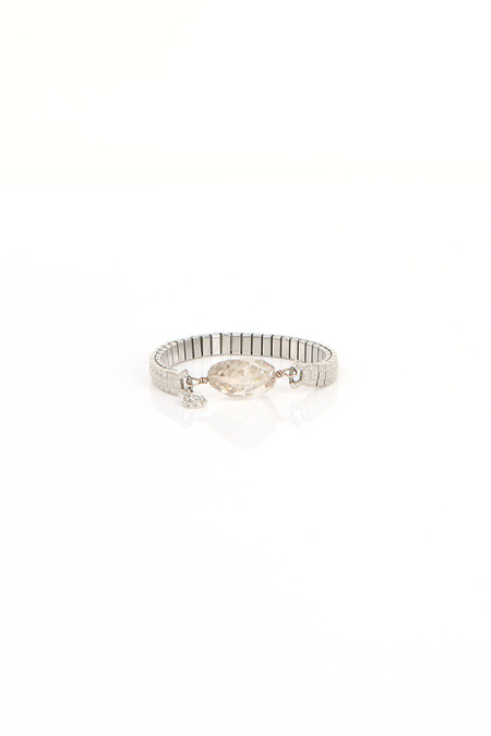 The Artemisian Champagne Quartz Bracelet