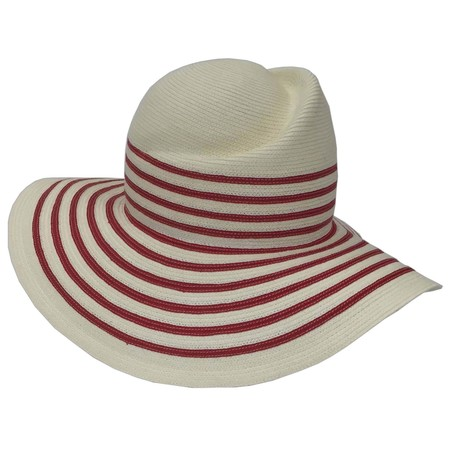 Yestadt Millinery Breton Red