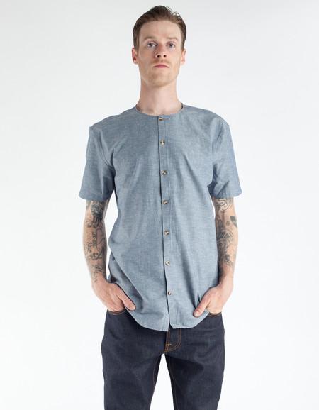 Minimum Calzada Shirt Dark Navy