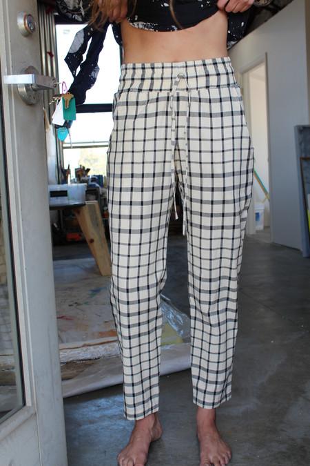 Osei-Duro Kpong Drawstring Pant Imprint