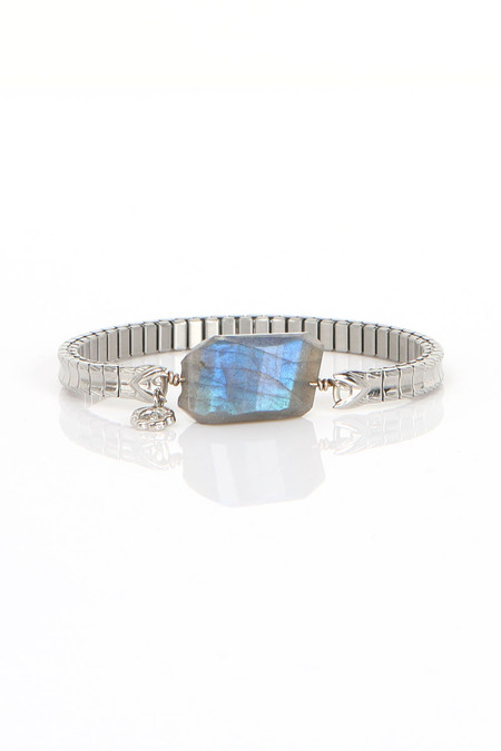The Artemisian Rec Labradorite Bracelet