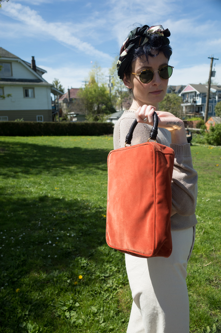 Rachel Comey Olten Bag in Salmon