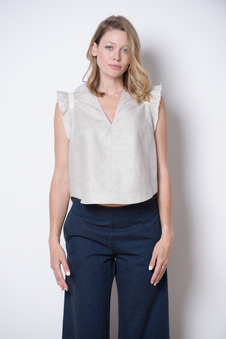 Rachel Comey Click top - Natural