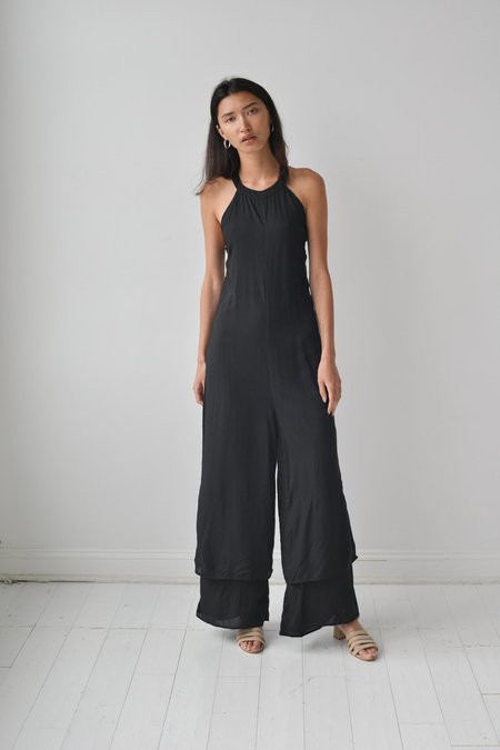 Ajaie Alaie Wonder Jumpsuit in Ink