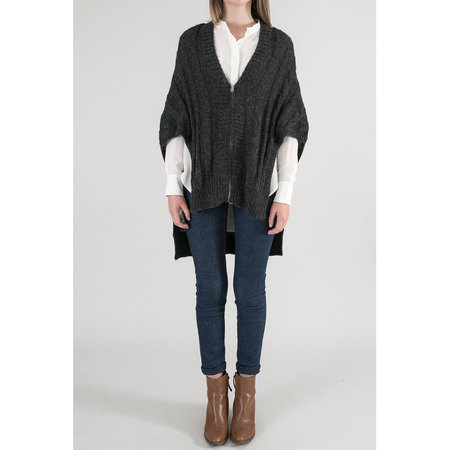 The Podolls Tabard Wrap Sweater