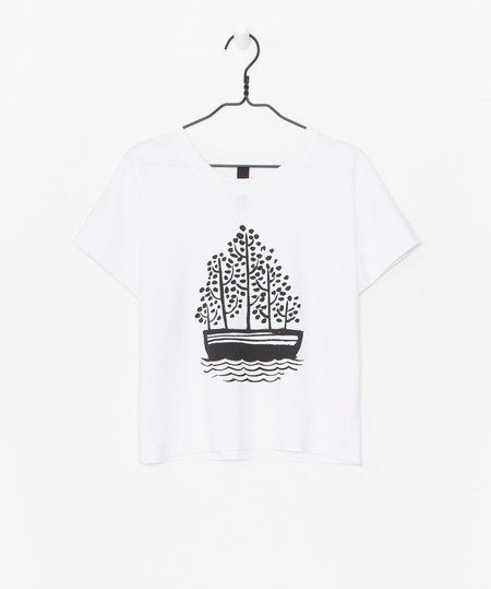 Kowtow Long Way Tee