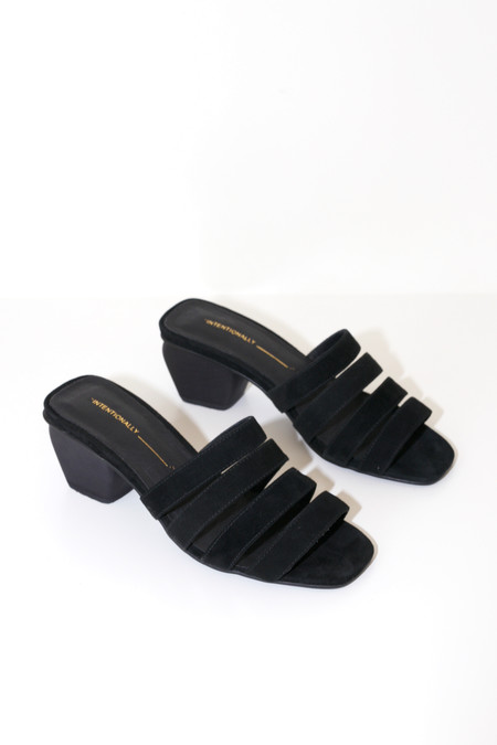 intentionally Blank JOY SANDALS