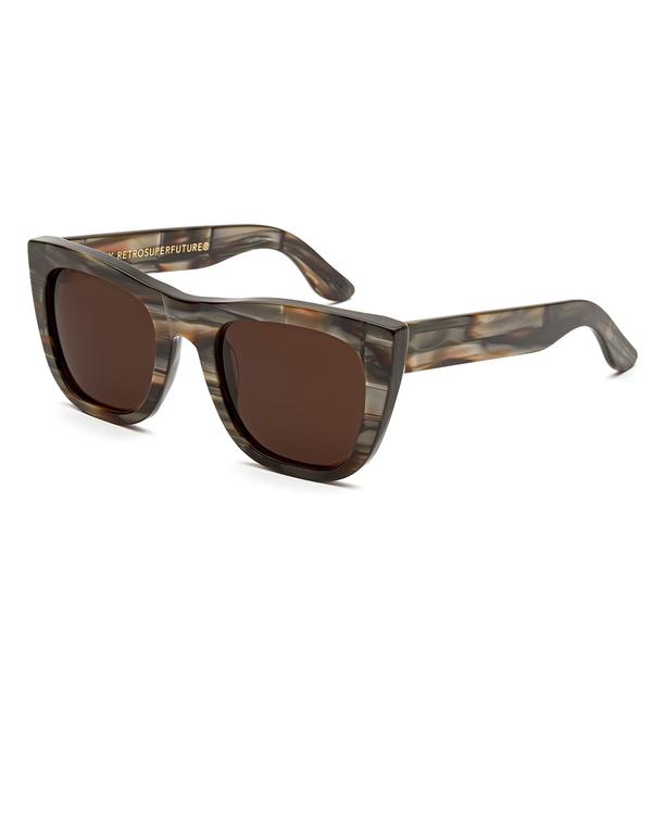 RetroSuperFuture Gals Sunglasses in Acqua Santa