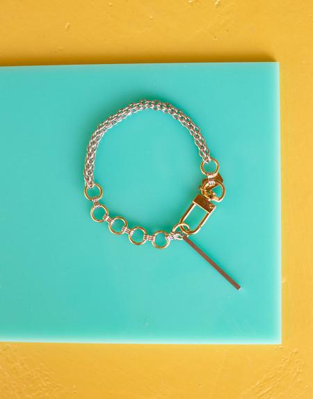 Alynne Lavigne Rope Bracelet