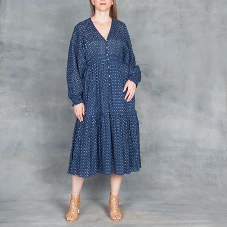 Ulla Johnson Paulette Dress Navy