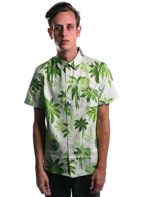 Native Youth Horden Shirt (Green)