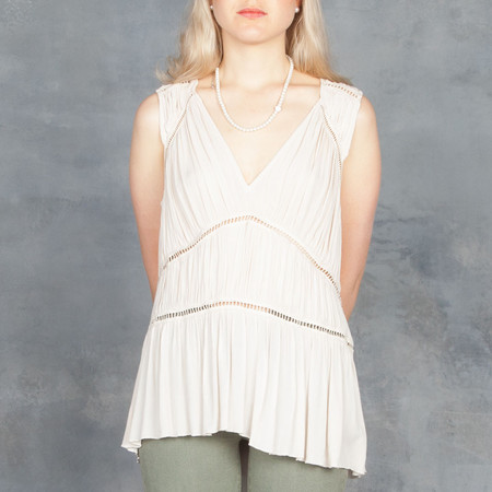 IRO Luce Tank Top in Ercu