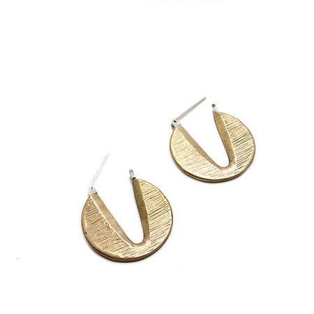 Rebekah J. Designs Fortunate Earrings